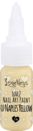 Nail Art Paint 07 Naples Yellow 15ml