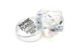 Magic Flakes Purple/Red