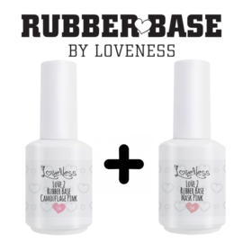 Introductie LoveNess RubberBase & Builders 01/12/2018