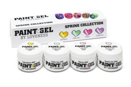 Love 2 Paint Gel Spring collection 4pc.