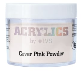Acrylic Powder Cover Pink by #LVS