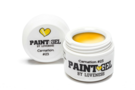 Paint Gel by #LVS Carnation (23) 5ml