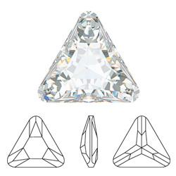 Rivoli Triangle Diamond 5mm 6stks.