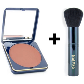 Bolero Duo Bronzing Powder & Kwast