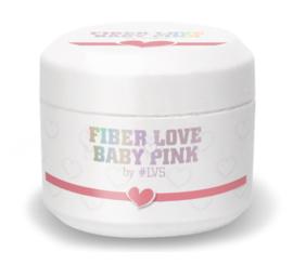Fiber Love Baby Pink