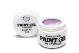 Paint Gel by #LVS Sweet Iris (24) 5ml