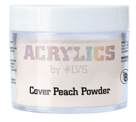 Acrylic Powder Cover Peach by #LVS