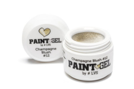 Paint Gel by #LVS Champagne Blush 5gr. (12)