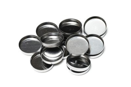Metal Cups 18pc