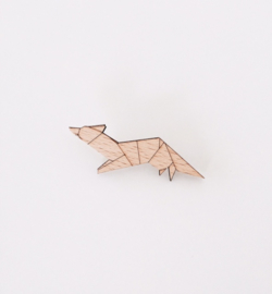 broche fox