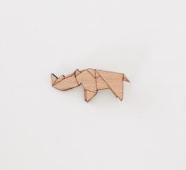 broche rhino