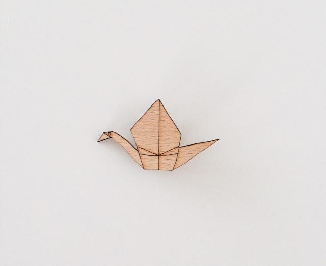 broche crane