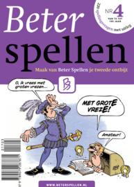Boekje BeterSpellen 4