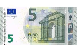Donatie € 5,00
