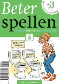 Boekje BeterSpellen 3