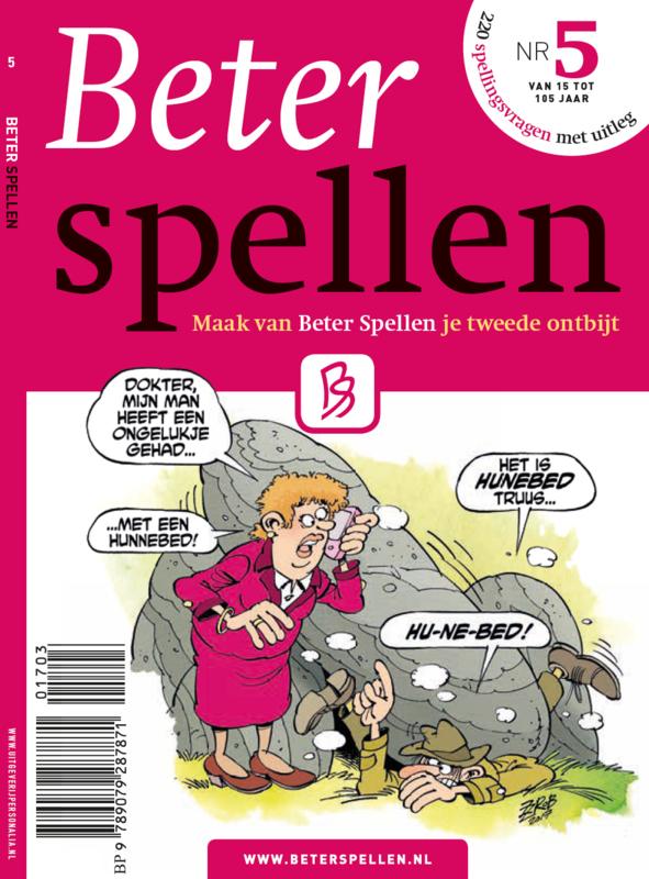 Boekje BeterSpellen 5