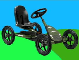 BERG Jeep Junior Pedal Go-kart