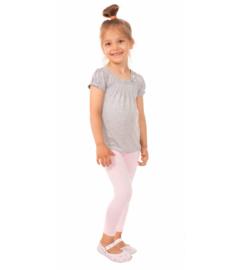 Licht roze meisjes legging
