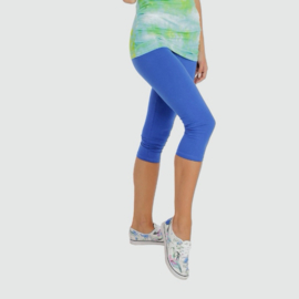 Kobaltblauwe CAPRI legging