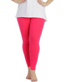 Fuchsia roze legging
