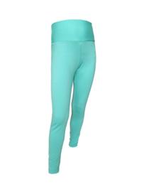 Pistache groen meisjes legging