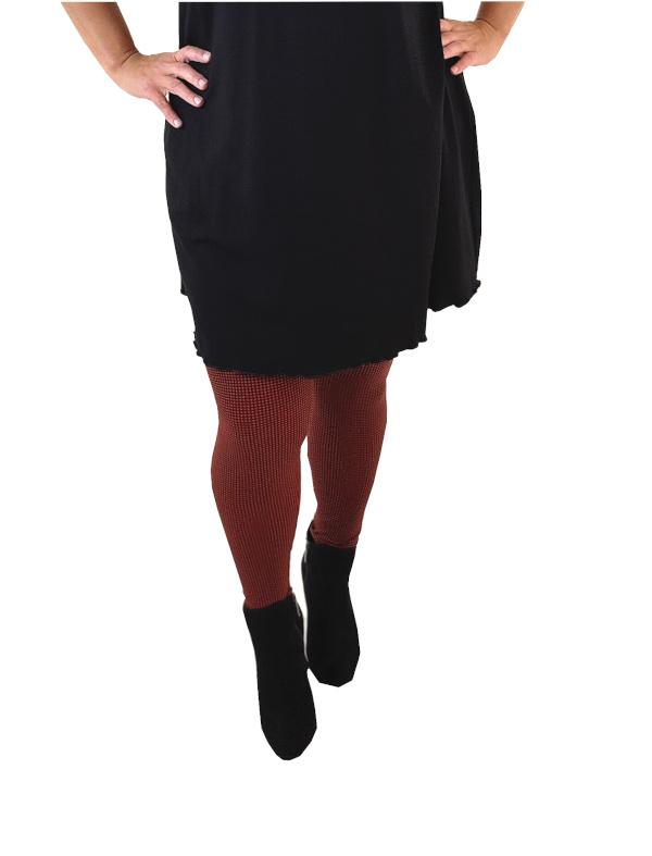 Legging Ruby Red