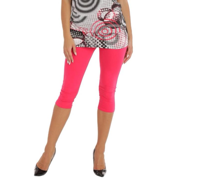 Fuchsia roze CAPRI legging