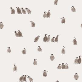 Kinderwagen hoes pinguin