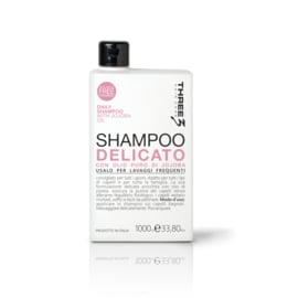 THREE SHAMPOO DELICATO 1000ML