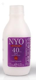 NYO - WATERSTOFPEROXIDE - 120ML - 40 VOL - 12% MINI