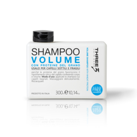 THREE VOLUME SHAMPOO 300ML