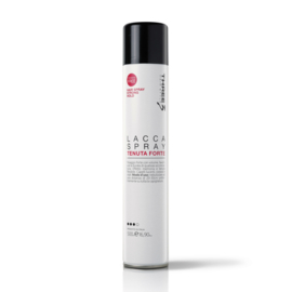 Three Hair Style - Lacca Tenuta Forte - Haarlak - 500ml