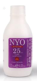 NYO - WATERSTOFPEROXIDE - 120ML - 25 VOL - 7,5% MINI