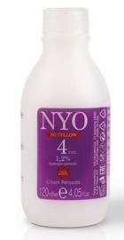 NYO - WATERSTOFPEROXIDE - 120 ml - 4 VOL - 1,2 % MINI