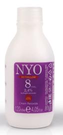 NYO - WATERSTOFPEROXIDE - 120ML - 8 VOL - 2,4% MINI