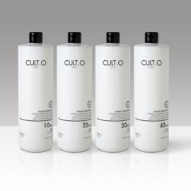 CULT.O - WATERSTOFPEROXIDE - 1L - 10 VOL - 3%