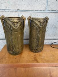 aardewerk potten artdeco