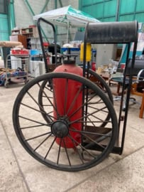 Oude Brandweer bluskar