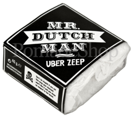"Mr. Dutchman ""Über zeep"" - Baard Zeep"