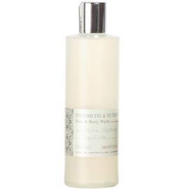 Bathhouse Spanish Fig & Nutmeg Hair and Bodywash