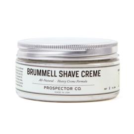 Prospector Brummell Scheercreme