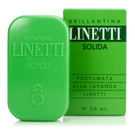 Brillantina Linetti Solida Pomade