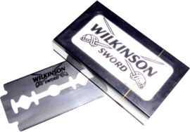 Wilkinson Sword Double Edge Scheermesjes