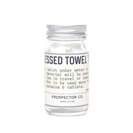 Prospector Compressed Towel Tablets
