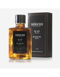 Noberu Of Sweden Black Oak Baardolie