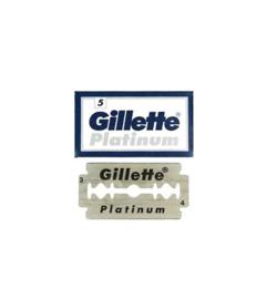 Gillette Platinum DE Scheermesjes