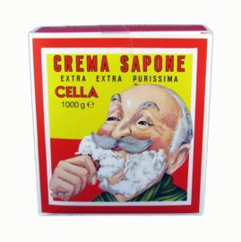 Cella Scheercrème 1000 gr