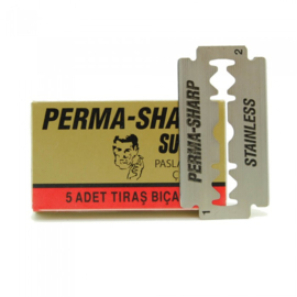 Perma Sharp Double Edge Scheermesjes
