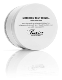 Baxter Super Close Scheercreme Pot