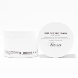 Baxter Super Close Scheercreme Pot